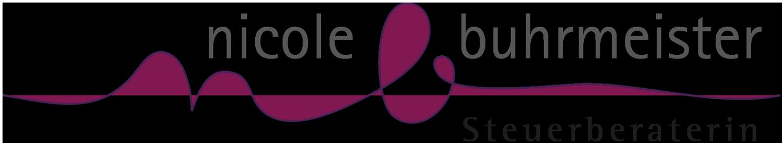 Nicole Buhrmeister – Steuerberaterin Retina Logo